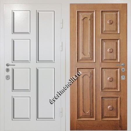 Входная металлическая дверь 20-007