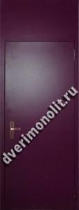 Входная металлическая дверь с фрамугой 70-53
