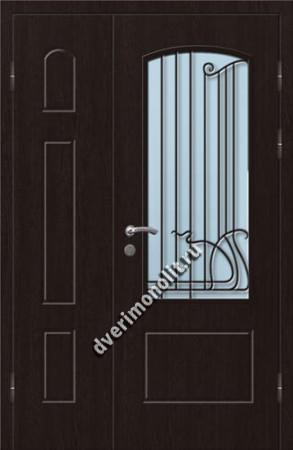 Входная металлическая дверь 81-93