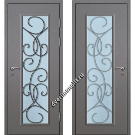 Входная металлическая дверь 81-95