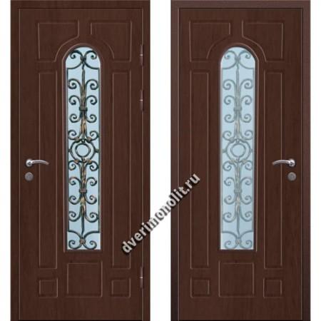 Входная металлическая дверь 81-96