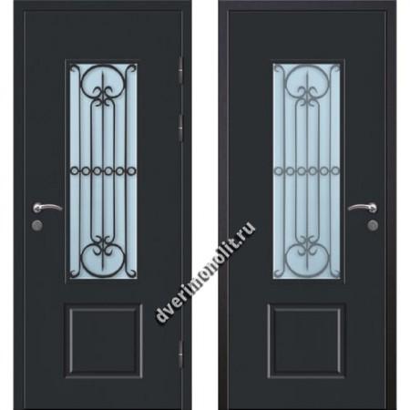 Входная металлическая дверь 81-98