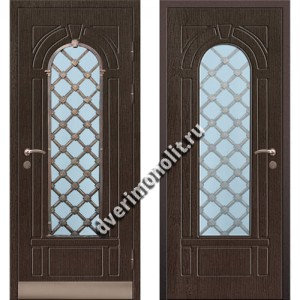 Входная металлическая дверь 81-99