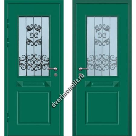 Входная металлическая дверь 82-00