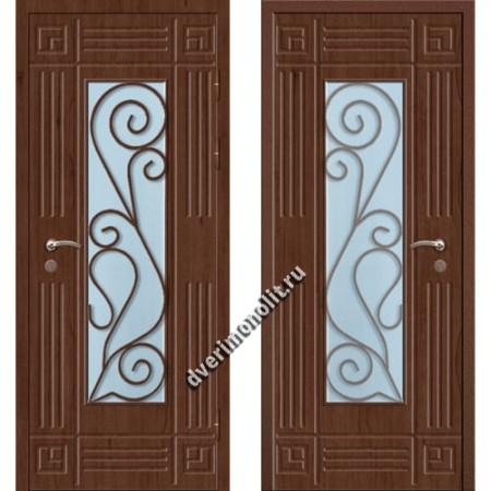 Входная металлическая дверь 82-02