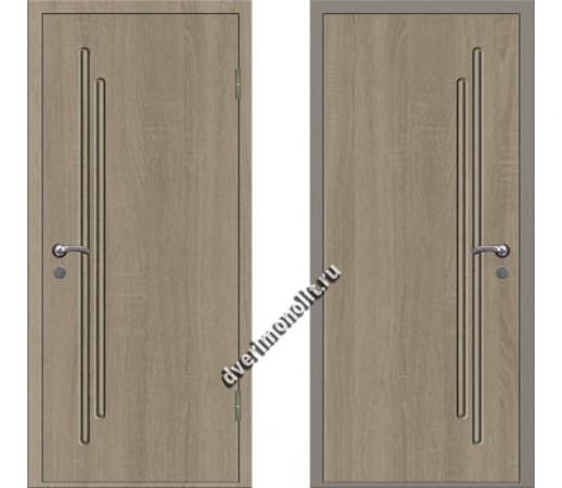 Входная металлическая дверь 80-48