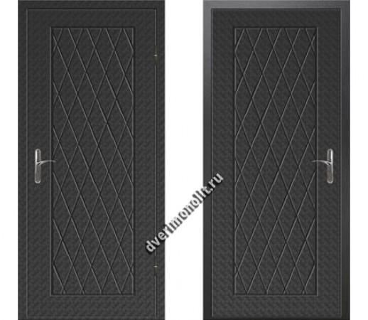 Входная металлическая дверь 80-50