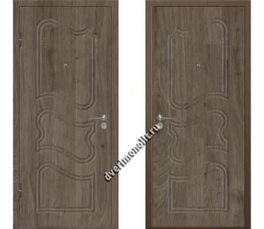 Входная металлическая дверь 80-53