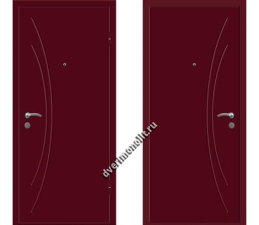Входная металлическая дверь 80-54