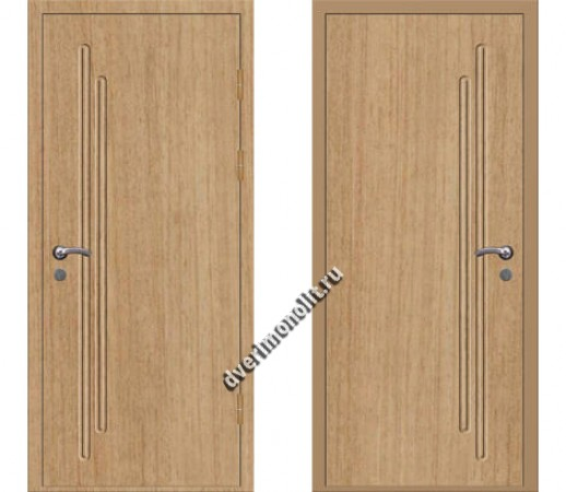 Входная металлическая дверь 80-56
