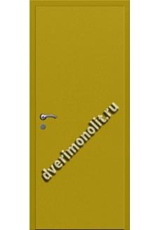 Входная металлическая внутренняя дверь в квартиру 590-15