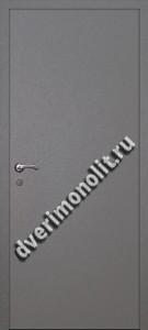 Входная металлическая внутренняя дверь в квартиру 590-16