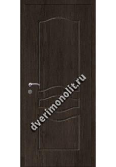Входная металлическая внутренняя дверь в квартиру 590-22