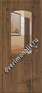 Входная металлическая внутренняя дверь в квартиру 590-30