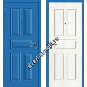 Входная металлофиленчатая дверь - 80-19