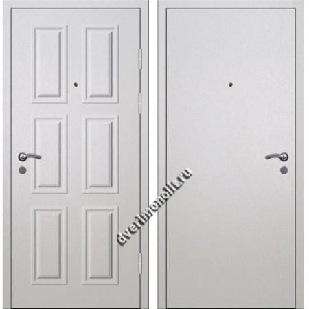 Входная металлофиленчатая дверь - 80-26