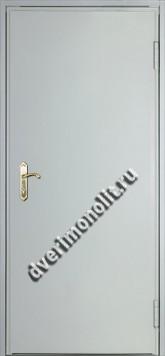 Входная металлическая дверь модель 100-001