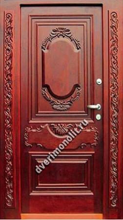Входная металлическая дверь - 191-02