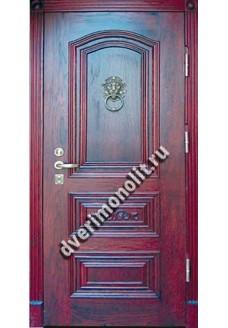 Входная металлическая дверь. Модель 195-02