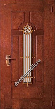 Входная металлическая дверь. Модель 196-02
