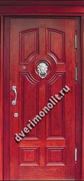 Входная металлическая дверь - 201-02