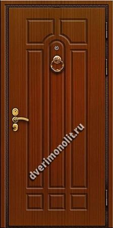 Входная металлическая дверь. Модель 204-01