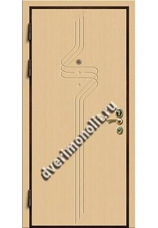 Входная металлическая дверь. Модель 207-01