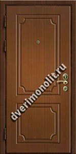 Входная металлическая дверь. Модель 208-01