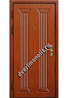 Входная металлическая дверь. Модель 210-01