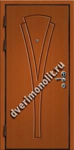Входная металлическая дверь. Модель 222-01