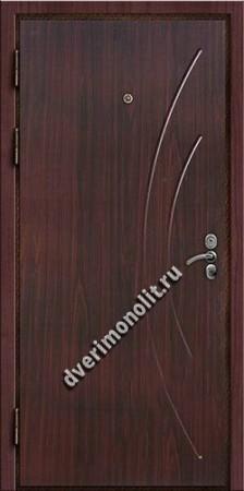 Входная металлическая дверь. Модель 225-01