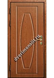 Входная металлическая дверь. Модель 227-01