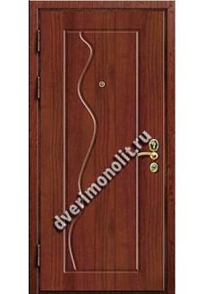 Входная металлическая дверь. Модель 228-01