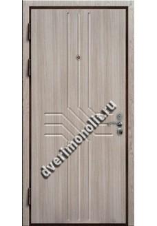 Входная металлическая дверь. Модель 236-01