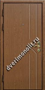 Входная металлическая дверь. Модель 238-01