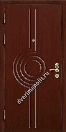 Входная металлическая дверь. Модель 242-01