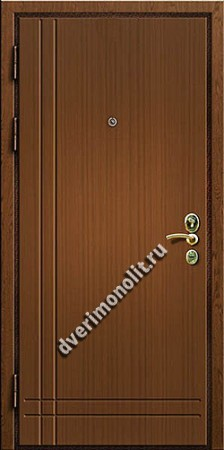 Входная металлическая дверь. Модель 247-01