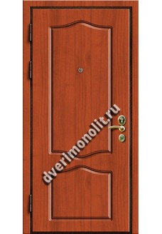 Входная металлическая дверь. Модель 256-01