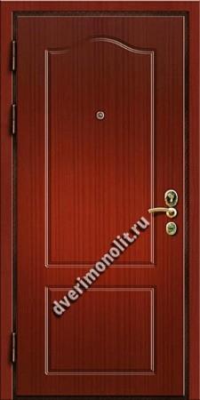 Входная металлическая дверь. Модель 266-01