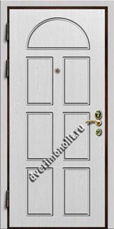 Входная металлическая дверь. Модель 270-01