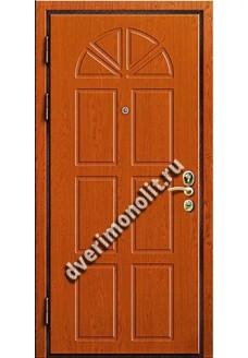 Входная металлическая дверь. Модель 272-01