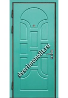 Входная металлическая дверь. Модель 273-01