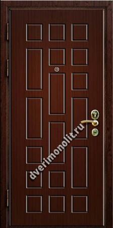 Входная металлическая дверь - 276-01