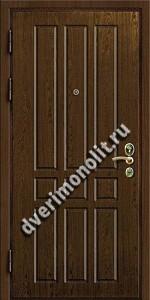 Входная металлическая дверь. Модель 278-01