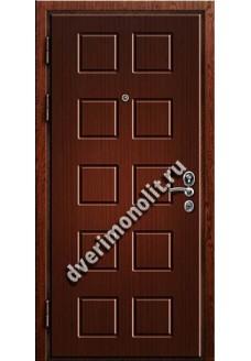 Входная металлическая дверь. Модель 281-01
