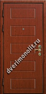 Входная металлическая дверь. Модель 286-01
