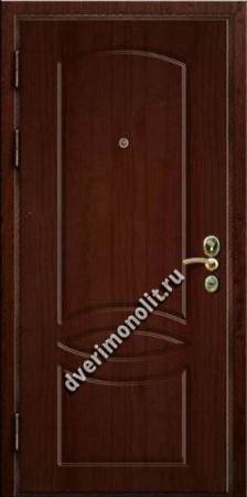 Входная металлическая дверь в квартиру. Модель 296-01