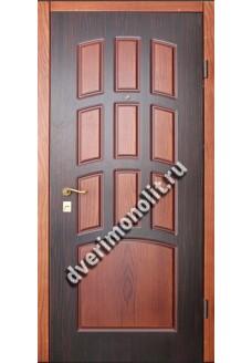 Входная металлическая дверь. Модель 301-01