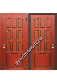 Входная металлическая дверь. Модель 306-01