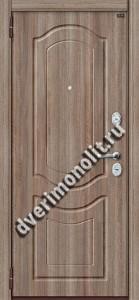 Входная металлическая дверь. Модель 309-01